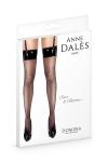 Bas résille et vinyle Domina - Anne d'Alès